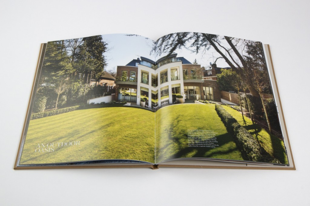 "Landsdowne House Brochure"" Spread"