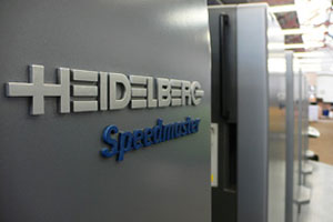 Printhouse Corporation's Heidelberg Speedmaster SM 102 - 6 colours