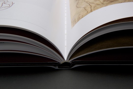 Printed property books help show off the unique features of a property development