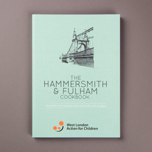 Hammersmith Fulham Cookbook cover