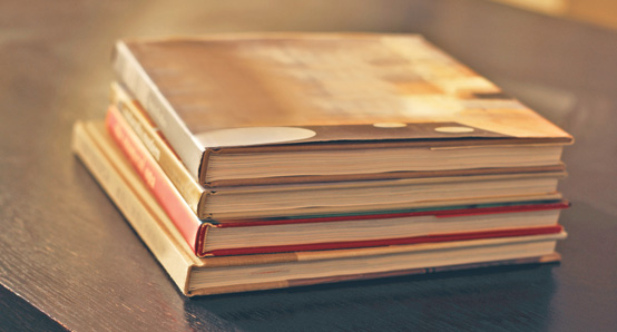 Books sell property better than brochures