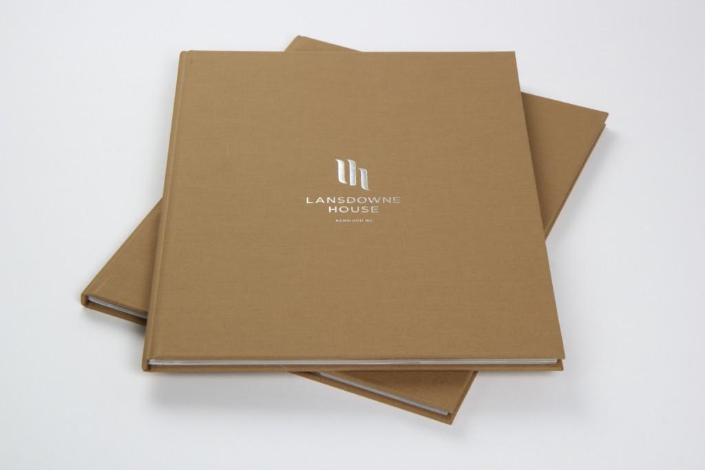 "Landsdowne House Brochure"" Cover"