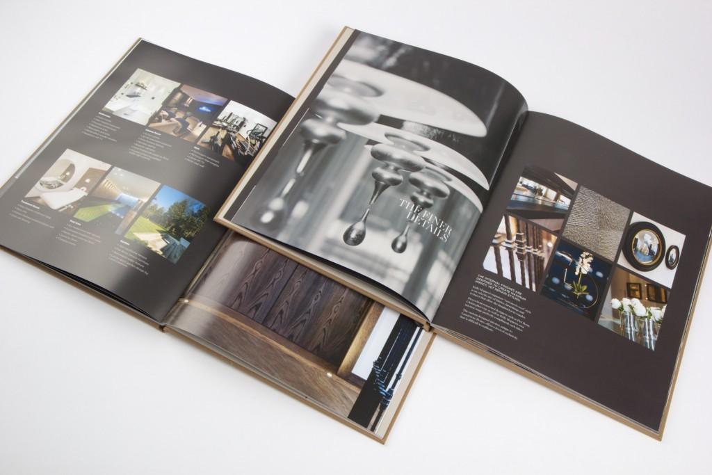 """Landsdowne House Brochure"""" Spread"""