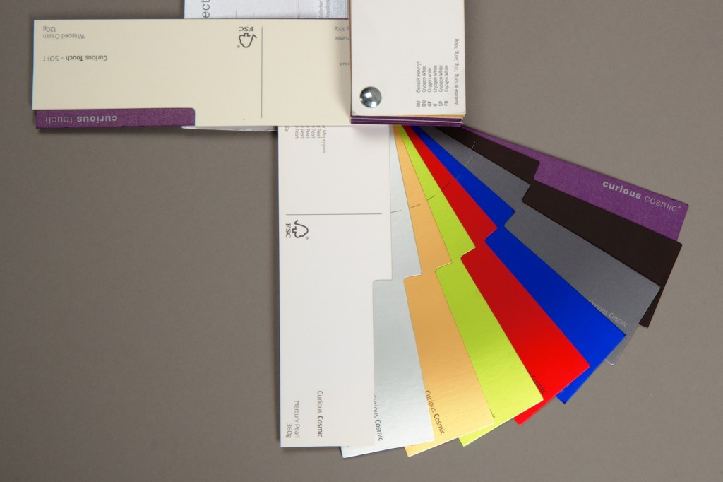 Paper Swatch Book