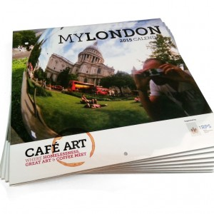'My London'… Photography calendar