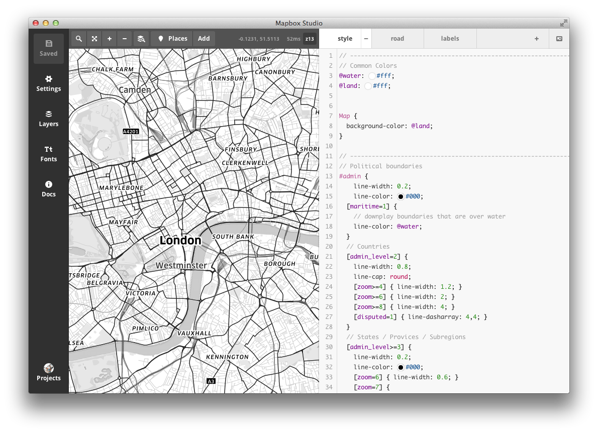 Using Custom Maps in Print with Mapbox Studio — How To
