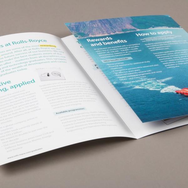 6 page leaflet